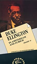 Duke Ellington: In Amsterdam & Zurich [Vhs]