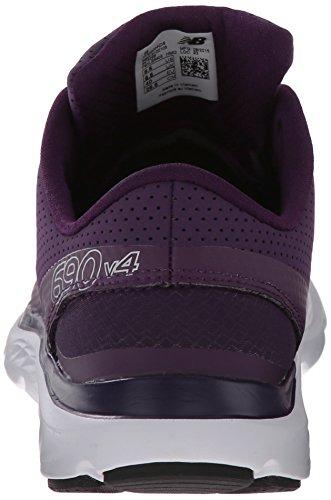 Corsa W690lf4 silver Da Purple Balance Donna New Scarpe Ixqf5nwgWa