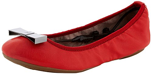 Tomato Butterfly Mujeres Chloe Twists Ballerinas Zapatos Plano SrqrE
