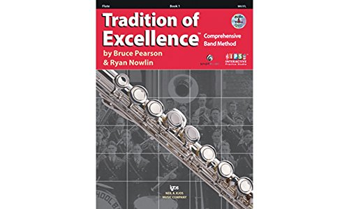 (KJOS Tradition Of Excellence Book 1 for Flute)