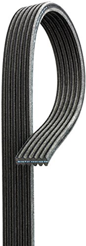 ACDelco 6K288 Professional V-Ribbed Serpentine Belt