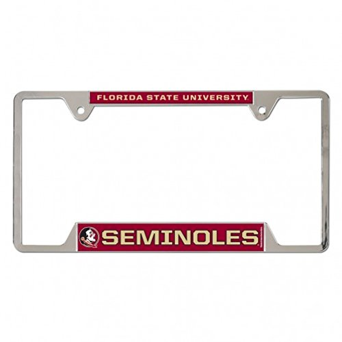 Florida State Seminoles Metal (Florida State Seminoles Metal License Plate Frame)