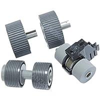 YANZEO PA03740-K010 PA03740-K011 for Fujitsu Fi-7600 Fi-7700 Fi-7700S Scanner Brake Roller Pick Roller Set