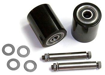 Load Wheel Kit for Manual Pallet Jack - Fits Wesco, Model # CPII