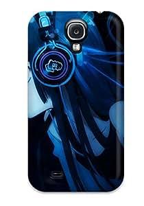 Galaxy S4 Case Bumper Tpu Skin Cover For Anime Music Accessories