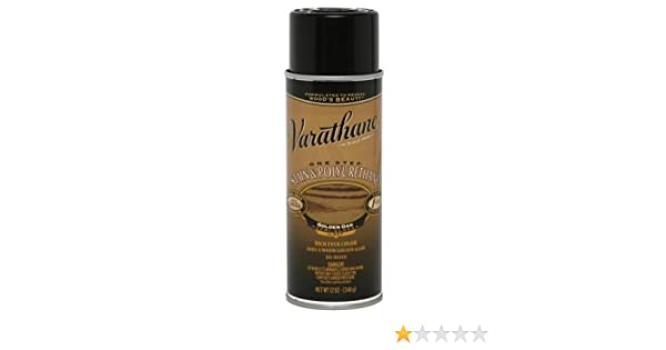 Golden Oak One Step Oil Based Stain and Polyurethane Spray