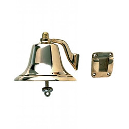 Perko Polished Bronze Fog Bell - 8'' by Perko