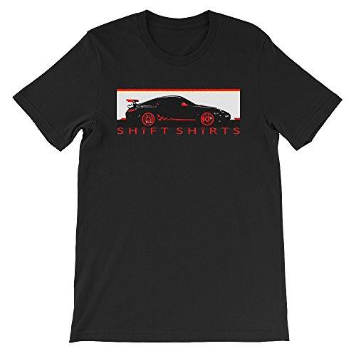 (Street Race Car – Porsche 911 GT3 RS 997 Inspired Unisex T-Shirt)
