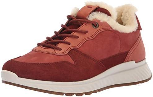 ECCO Womens Aspina Low Gore-Tex Textile Hiking Shoe