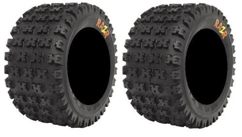 Pair Maxxis Razr Tires 20x11 8