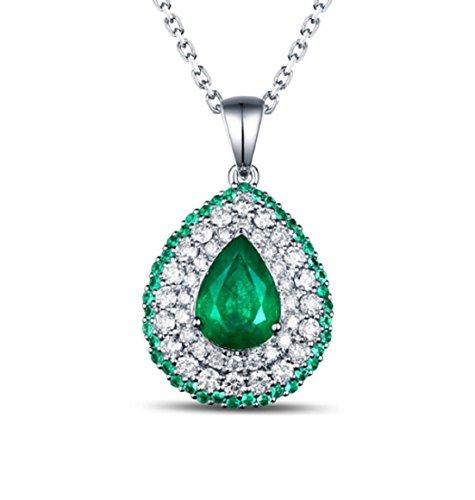0.95 Ct Emerald Shape - 6