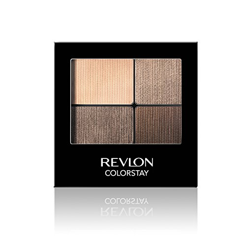 Revlon ColorStay 16 Hour Eye Shadow Quad, - Eye Shadow Mineral Kit