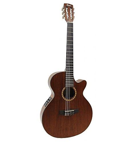 Cort CEC-5 abwop - Natural poros abiertos - Guitarra clásica Dance: Amazon.es: Instrumentos musicales