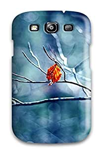 Special Design Back The Last Leaf Phone Case Cover For Galaxy S3 by lolosakes
