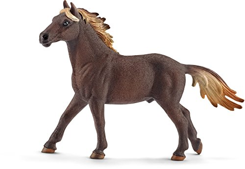 (Schleich North America Mustang Stallion Toy Figure)