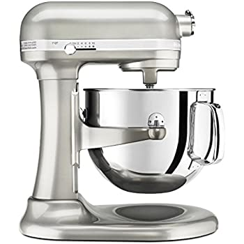 Amazon Com Kitchenaid K5sswh Heavy Duty Series 5 Quart