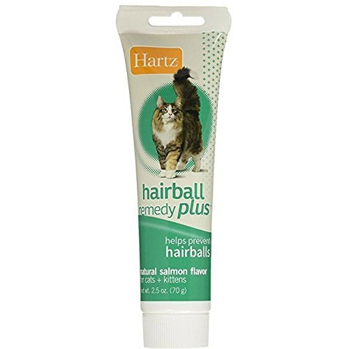 Hartz Hairball Remedy Plus Paste for Cats and Kittens, 2.5 O