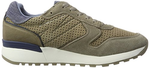 Sneaker 29 Wrangler Sunny Beige Uomo Taupe Punched OqfEq6