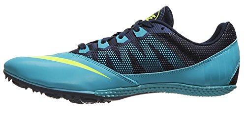 Nike Zoom Rivale S7 Gamma Blu / Volt-coraggioso Blu