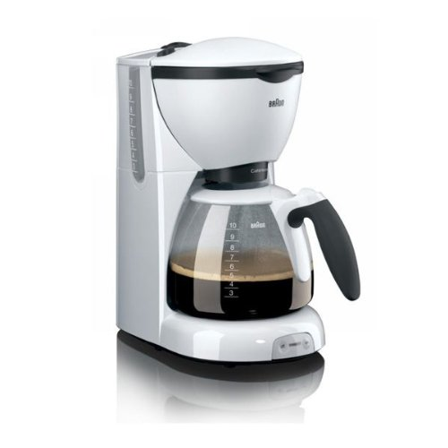 Braun KF520 / 1 Cafehouse Coffee Maker Machine, 220-240 Volt Butterflyindia 0X63104751_