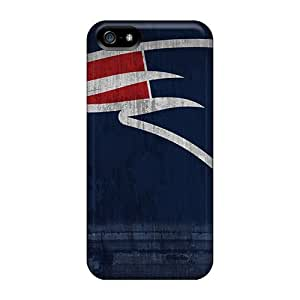 QSU505Hjrb Snap On Case Cover Skin For Iphone 5/5s(new England Patriots)