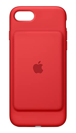 huge selection of 0f58f 02e2a Apple Battery Case for iPhone 7 - Red