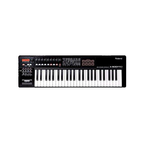 Roland A-500PRO-R | Versatile 49 Key MIDI Keyboard Controller