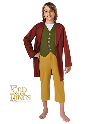 The Hobbit Bilbo Costume Size: Medium