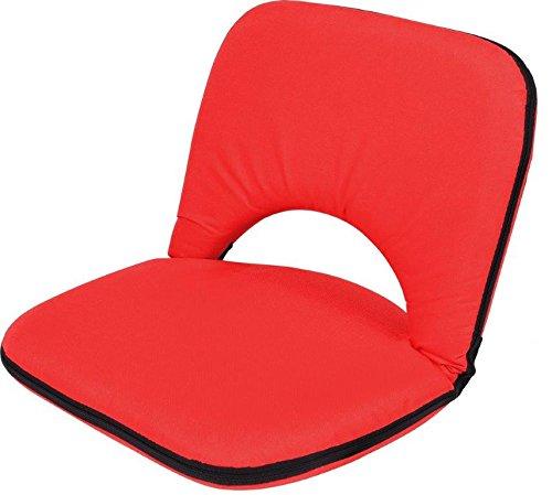 Trademark Innovations Portable Multiuse Adjustable Recliner Stadium Seat