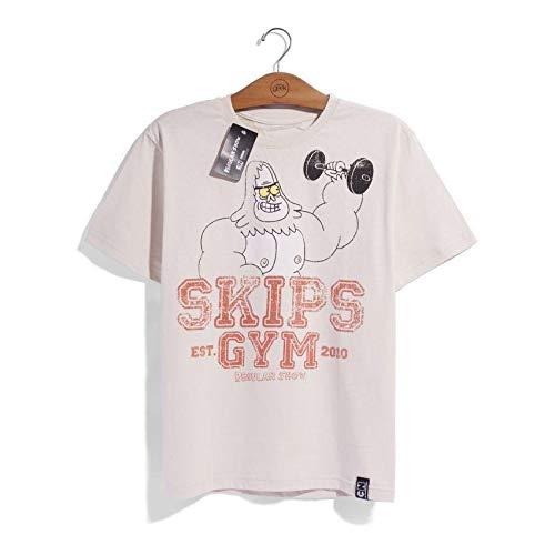 Camiseta Apenas Um Show Skips Gym