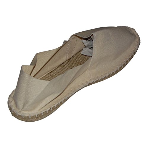 espadrij I originale | Damen | Slipper | Nature (beige) Gr. 38