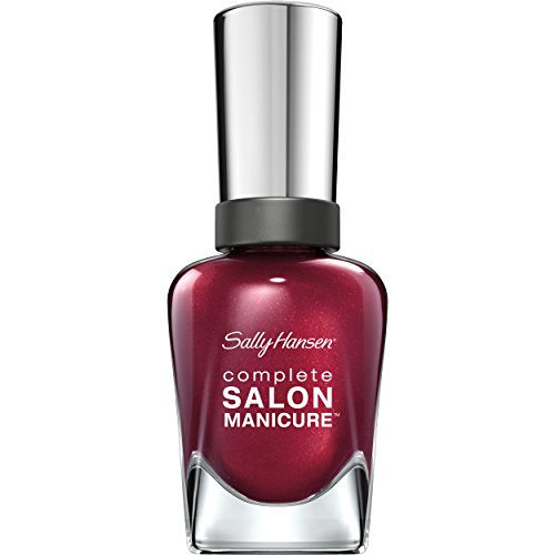 Sally Hansen Nail Polish, Wine Not, 0.5 Ounce