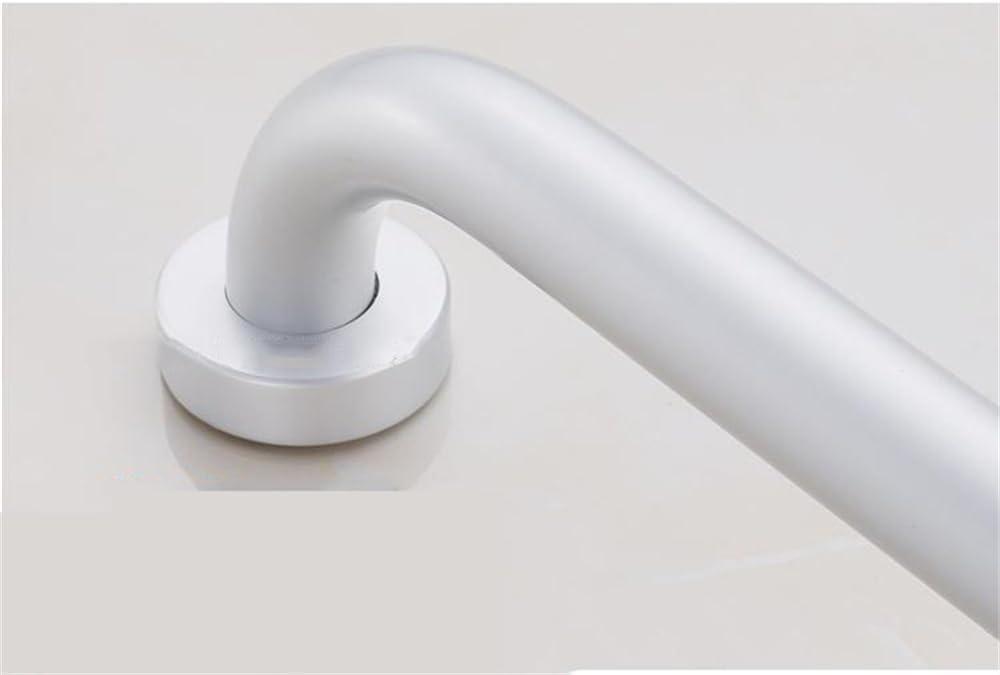 Tama/ño : 30cm Pretil Soporte Antideslizante Ba/ño Pasamanos De Seguridad Espacio Aluminio Engrosamiento Cuarto De Ba/ño Resistente A Roturas Mango De Ba/ño Mango Antideslizante Agarradera