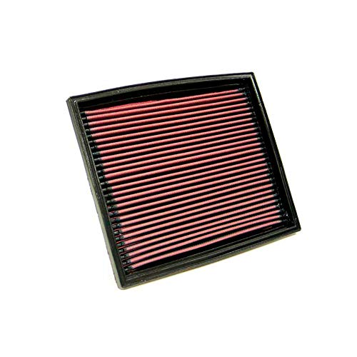 (K&N 33-2143 High Performance Replacement Air Filter)