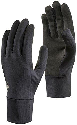 Black Diamond Unisex Lightweight ScreenTap Gloves Black XL