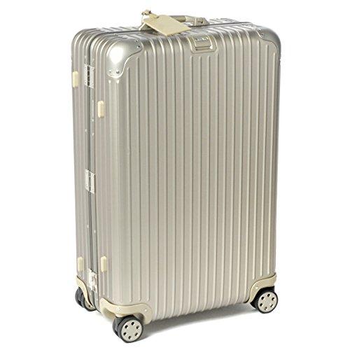 60929ab5d9 (リモワ)/RIMOWA キャリーバッグ メンズ TOPAS TITANIUM スーツケース ELECTRONIC TAG(エレクトロニック
