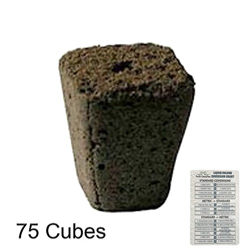 ROOT RIOT ORGANIC SEED CLONE STARTER CUBES + TWIN CANARIE...