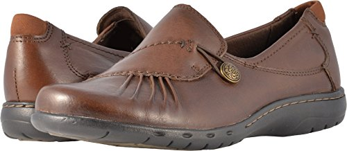 Rockport Cobb Hill Collection Womens Cobb Hill Paulette Bark 8 Ee Us