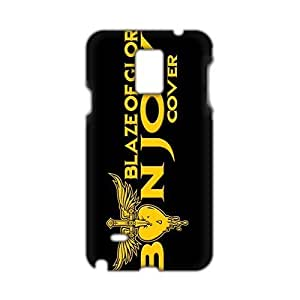 Angl 3D Case Cover bLAZE OF gLORY Phone Case for Samsung Galaxy Note4