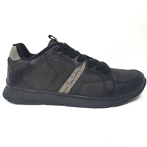 Pierre Herren Sneaker 02 NERO