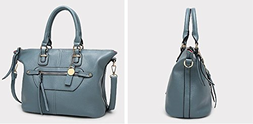 nuevo Bolso simple femenino Bolso moda Bag Satchel Solo XnxRUU
