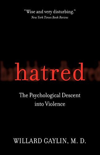 Hatred: The Psychological Descent Into Violence