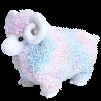 Amazon.com  Ty Beanie Babies Bam the Ram  Toy   Toys   Games d9df92bd6f9f