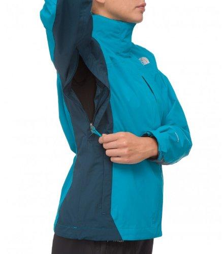 The North Face W Cirrus Damen Jacke flamenco blue/kodiak XL 42