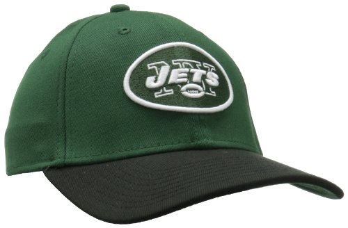 NFL New York Jets 39Thirty TD Classic Cap by New Era,New York Jets,Large/X-Large