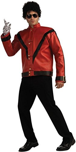 Michael Jackson Deluxe Thriller Jacket for Adults