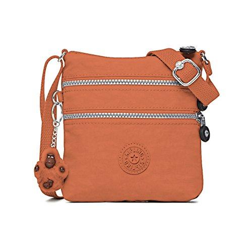 Kipling Alvar Mini Crossbody Bag, Ctrusornge