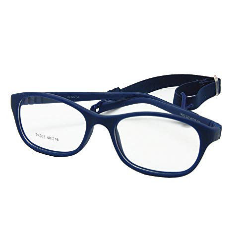 d6ff46a61f9 EnzoDate Children Optical Glasses Frame with Strap Size 48