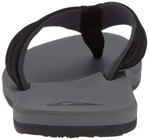 Black Island Grey Oasis Men Quiksilver Sandal Grey qFzw6nI