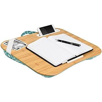 Amazon Com Laptop Lap Desk Portable Tray With Foam